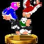 Trofeo de Patos SSB4 (Wii U)