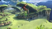 Artes de Monado (1) SSB4 (Wii U)