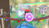 Burla inferior Ness (1) SSB4 (Wii U)