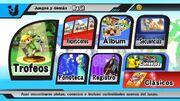 Consejos en el Baúl SSB4 (Wii U) (NTSC)