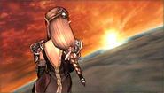 Créditos Modo Senda del guerrero Zelda SSB4 (3DS)