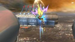 Gancho Falcon (2) SSB4 (Wii U)