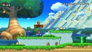 Llegada a la Dehesa Bellotera New Super Mario Bros U