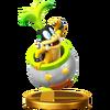 Trofeo de Iggy SSB4 (Wii U)