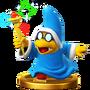 Trofeo de Kamek SSB4 (Wii U)