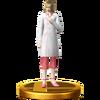 Trofeo de Melissa Bergman (MB) SSB4 (Wii U)