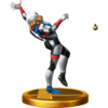 Trofeo de Sheik (alt.) SSB4 (Wii U)