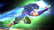 Créditos Modo Senda del guerrero Marth SSB4 (Wii U)
