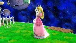 Pose de espera Peach (5) SSB4 Wii U