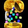 Trofeo de Bola de fiesta SSB4 (Wii U)