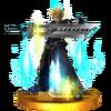 Trofeo de Cloud (alt.) SSB4 (3DS)