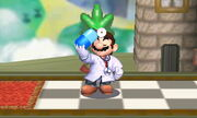 Burla lateral Dr. Mario SSB4 (3DS) (1)
