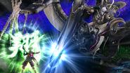 Créditos Modo Leyendas de la lucha Shulk SSB4 (Wii U)