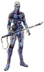 Gray Fox en Metal Gear