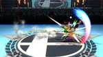 Guardia relámpago (1) SSB4 (Wii U)