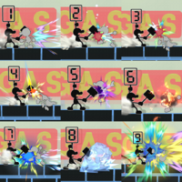 Juez (4) SSB4 (Wii U)