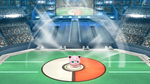 Melodía Mareante SSB4 (Wii U)
