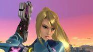 Samus Zero en el Campo de Batalla (Wii U)