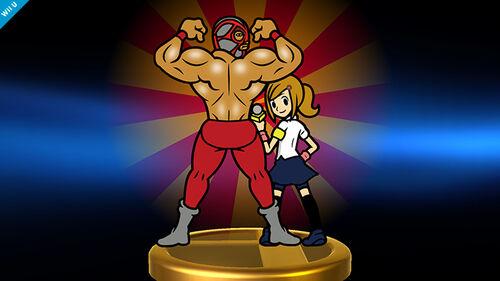 Trofeos Especiales SSB4 (Wii U) (2)