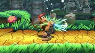 Cabriola simiesca (3) SSB4 (Wii U)