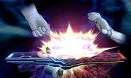 Crazy Hand Esfera de energía (3) SSB4 (3DS)