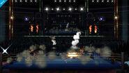 Luces del Cuadrilatero cayendo SSB4 (Wii U)