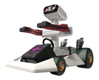 Pegatina Robot en Mario Kart DS (JP) SSBB