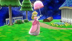 Burla 1 Peach SSB4 Wii U