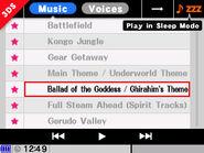 Lista de Sonidos SSB4 (3DS)