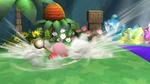 Martillo sacudida SSB4 (Wii U)
