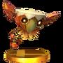 Trofeo de Tikizumba SSB4 (3DS)