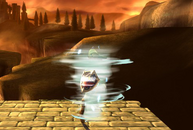 Entrada de Link SSB4 (Wii U)