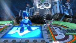 Estrella sombra (2) SSB4 (Wii U)