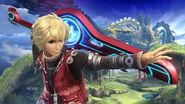 Primera imagen de Shulk SSB4 (Wii U)