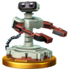 Trofeo de R.O.B. (Japón) SSB4 (Wii U)