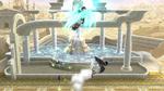 Ataque en vuelo (Pit Sombrío) SSB4 (Wii U)