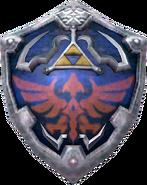Escudo Hyliano Twilight Princess