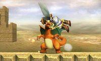 Lanzamiento hacia atras de Charizard (2) SSB4 (3DS)