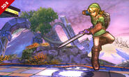 Link de pie 3DS SSB4