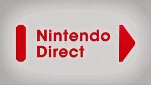 Logo de Nintendo Direct