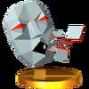 Trofeo de Andross SSB4 (3DS)