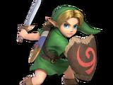 Link niño (SSBU)
