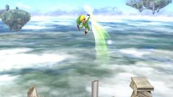 Asalto ascendente (2) SSB4 (Wii U)