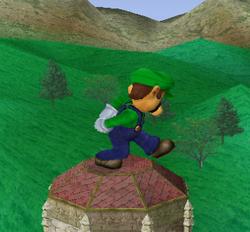 Burla Luigi SSBM