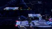 Efecto de Ramuh en Midgar (3) SSB4 (Wii U)