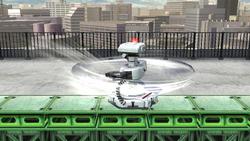 Rotor inverso (1) SSB4 (Wii U)