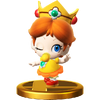 Trofeo de Bebé Daisy SSB4 (Wii U)