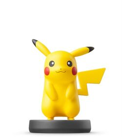Amiibo de Pikachu