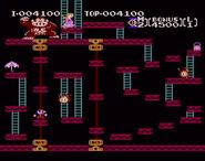 Clásico Donkey Kong