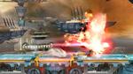 Golpe fénix SSB4 (Wii U)